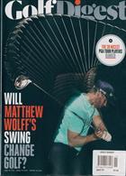 Golf Digest (Usa) Magazine Issue NOV 19