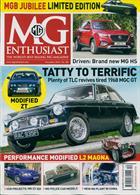 Mg Enthusiast Magazine Issue DEC 19