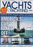 Yachts Yachting Magazine Issue DEC 19