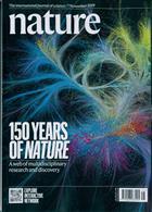 Nature Magazine Issue 07/11/2019