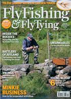 Fly Fishing & Fly Tying Magazine Issue DEC 19