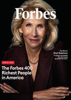 Forbes Magazine Issue RICH 400
