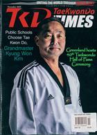 Tae Kwon Do Times Magazine Issue NOV 19