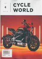 Cycle World (Usa) Magazine Issue VOL58/4