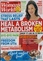 Womans World Magazine Issue 7 OCT 19