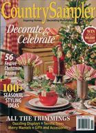 Country Sampler Magazine Issue NOV 19