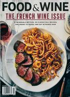 Food & Wine Usa Magazine Issue OCT 19