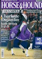 Horse And Hound Magazine Issue 26/12/2019