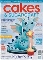 Cakes & Sugarcraft Magazine Issue NO 156