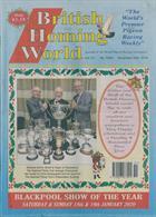 British Homing World Magazine Issue NO 7504