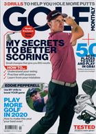 Golf Monthly Magazine Issue FEB 20