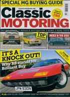 Classic Motoring Magazine Issue FEB 20
