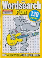 Wordsearch Fun Magazine Issue NO 42