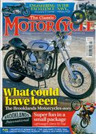 Classic Motorcycle Monthly Magazine Issue FEB 20