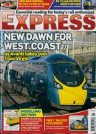 Rail Express Magazine Issue JAN 20