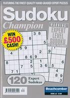 Sudoku Champion Magazine Issue NO 62