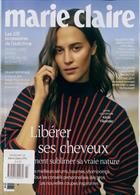 Marie Claire French Magazine Issue NO 807