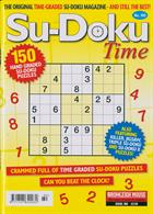 Sudoku Time Magazine Issue NO 180