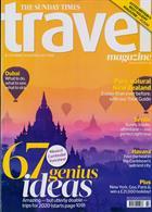 Sunday Times Travel Magazine Issue FEB 20