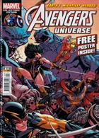 Avengers Universe Magazine Issue NO 9