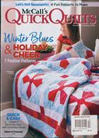 Quick Quilts Magazine Issue DEC-JAN