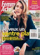 Femme Actuelle Magazine Issue NO 1835