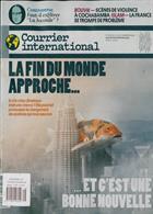 Courrier International Magazine Issue NO 1516