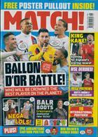Match Magazine Issue 12/11/2019