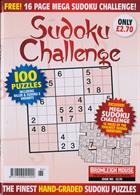 Sudoku Challenge Monthly Magazine Issue NO 185