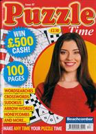 Puzzle Time Magazine Issue NO 87