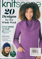 Interweave Knits And Knitscene Magazine Issue KN SCN WIN