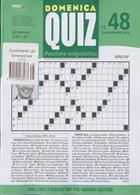 Domenica Quiz Magazine Issue NO 48