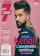 Tele 7 Jours Magazine Issue NO 3104
