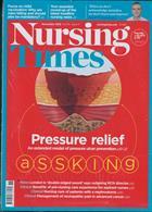 Nursing Times Magazine Issue NOV 19