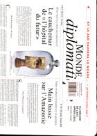 Le Monde Diplomatique Magazine Issue NO 787