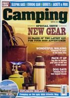 Camping Magazine Issue WINTER