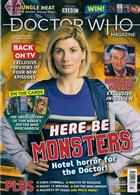 Doctor Who Magazine Issue NO 547