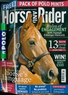 Horse & Rider Magazine Issue MAR 20