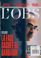 L Obs Magazine Issue NO 2872