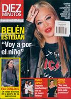Diez Minutos Magazine Issue NO 3561