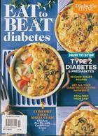 Diabetic Living Magazine Issue EAT 2 BEAT