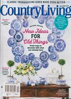 Country Living Usa Magazine Issue NOV 19