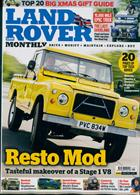 Land Rover Monthly Magazine Issue JAN 20