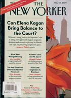 New Yorker Magazine Issue 18/11/2019