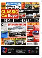 Classic Car Buyer Magazine Issue 13/11/2019