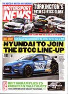 Motorsport News Magazine Issue 13/11/2019