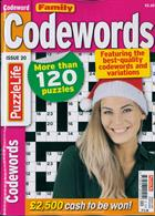 Family Codewords Magazine Issue NO 20