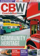 Coach And Bus Week Magazine Issue NO 1419