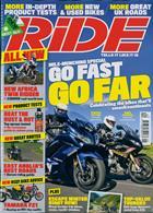 Ride Magazine Issue JAN 20