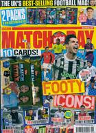 Match Of The Day  Magazine Issue NO 580